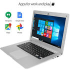 "14"" Laptop 2GB + 32GB Windows10 Intel Quad Core Z8350 1.92Ghz WIFI Notebook Lot"