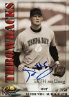 2001 OPL Royal Rookies Autographs You Pick Listing Finish Your Set