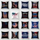 Waist Cushion Pillow Polyester Throw Sofa Decor Home Cover 18
