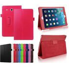 Fashion Flip Cover Tablet Stand Back Folio Case For Apple iPad & Samsung Galaxy