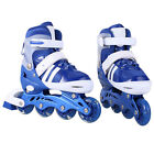 Rollerblades Adjustable Inline Skate Roller Skates for Girl Boy With Wheel Flash