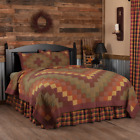 3-pc Heritage Farms Quilt Sets with Quilted Shams - Farmhouse Selections - VHC image