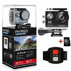 Akaso EK7000 Action Camera Ultra HD 4K Wifi 12MP Sport DV Camcorder +32G SD Card
