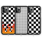 Check Checkered Fire Flame Phone Case for iPhone 11 Pro Max XR X XS Max 8 7 Plus for sale  Shipping to Nigeria