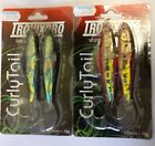 TronixPro Curly Tail / Fishing Soft Plastic Lure