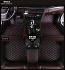 Custom Car floor mats for BMW E60 F10 G30 520 525 528 530 550 535 2004 2018