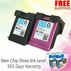 Kyпить 63XL Ink Cartridge Set For HP ENVY 4512 4516 4520 4522 OfficeJet 3830 3832 4650 на еВаy.соm