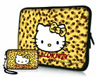 "LUXBURG® 10""-17"" Design Laptop Notebook Sleeve Soft Case Bag Cover + Camera Bag"