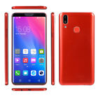 "6.1"" Android 8.1 Cell Phone 2G RAM + 8GB Quad Core Dual SIM Mobile Smartphone"