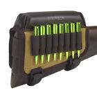Tourbon Rifle Cheek Piece Rest Riser Tactical Hunting Ammo Bullet Holder in USAAmmunition Belts & Bandoliers - 177884