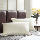 1000TC 100% Egyptian Cotton Down Feather Pillows Queen Size(Set of 2) image