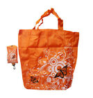 Clips Tote Bag Shoudler Shopping Pouch New Folding Reusable Eco-Friendly