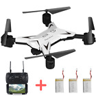 Foldable WIFI FPV RC Quadcopter Selfie Drone with 1080P HD 5.0MP Camera Gift