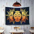 USA Sell Decorative Tapestry Wall Hanging Hippie Psychedlic Tapestry Home Decor