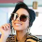 QUAY X JACLYN HILL UPGRADE SUNGLASSES BLACK TORTOISE GOLD - AUTHENTIC