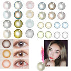 Внешний вид - Natural Glass Contact Lenses Women Party Eye Beauty Cosmetic Eyewear Choices