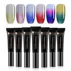 UR SUGAR 8ml Thermal Glitter Gellack Color Changing Glitzer UV Gel Nagellack