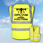 Drone High Visibilty vest Personalised