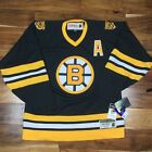 NEW Boston Bruins Cam Neely NHL Heroes Of Hockey Jersey CCM Officially Licensed