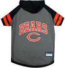 Chicago Bears NFL Pets First Sporty Dog Pet Hoodie Tee Shirt Sizes XS-L $22.45 USD on eBay