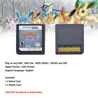 Lite Pokemon Game Card Soul Silver Heart Gold For Nintendo DS 3DS NDSI NDSL NDS