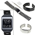 Stainless Steel for Samsung Galaxy Gear 2 R380 Neo R381 R382 Metal Watch Band  image
