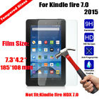 Tempered Glass Screen Protector For Amazon Kindle fire 7 2015 5th Generation 7.0