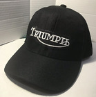 Triumph Baseball cap motorbike Embroidered Patch Vintage $25.0 AUD on eBay