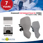 Oceansouth Outboard Motor Full Cover for Honda / Storage BF2.3 to BF250