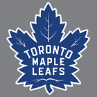 Toronto Maple Leafs Vinyl Sticker / Decal *NHL* Eastern * Atlantic * Hockey *CA* $3.0 USD on eBay