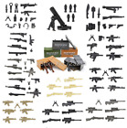 Single Sale Weapon Pack Box Military Figure Set Parts Lego Gun Swat Accessories