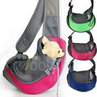 2Pcs Pet Carrier Carrying Cat Dog Puppy Animal Sling Front Carrier Mesh Comfort