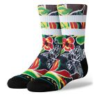 Stance NEW Boys Tropical Time Kids Socks - Rasta BNWT