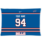 New Twin Sides Pillow Case Buffalo Bills Football With Ur Name And Numbers on eBay