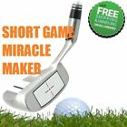 #1 CHIPPER UTILITY SQUARE WEDGE - Eliminates Fat & Thin Chip Strikes Golf Club