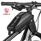 Waterproof Cycling Bicycle Front Frame Top Tube Bag For Road MTB Bike Cell Phone