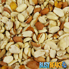 BusyBeaks Split Peanuts - Fresh Quality Wild Birds Protein Garden Birds Food Mix
