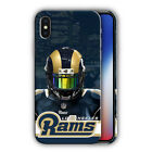 Los Angeles Rams Case for Iphone 5 SE 6s 7 8 Plus XR X XS 11 Pro Max Cover 3 $16.95 USD on eBay