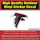 Atlanta Falcons Vinyl Car Window Laptop Bumper Sticker Decal