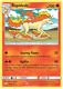 Rapidash 18/181 | Pokemon | Team Up | New | Sleeved | Fast Shipping