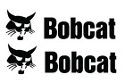 Bobcat Decals Qty (buy 1 Get 2) Free Shipping Die Cut