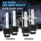 2x D2S D2C D2R D1S D1C D1R HID Xenon Headlight Bulb Factory Replace Super Bright