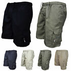 Men's Summer Shorts Sports Work Casual Army Combat Cargo Short Pants Trousers XL