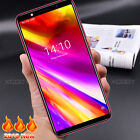 """Rs Android 8.1 Unlocked 6.0"""" Cell Phone Quad Core 2 Sim 3g T-mobile Smartphone"""