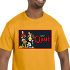 Jonny Quest T-Shirt NEW NWT *Pick your color & size* 80's 70's cartoon Johnny image