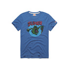 homage t-shirt Ghostbusters original movie slimer blue men's vtg retro XL image