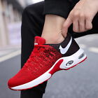 Sneakers Mens  Running Breathable Shoes Sports Casual Walking Athletic Fashion