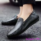 Creepers Size Mens Slip On Flats Casual Loafers Driving Shoes Loafers Moccasins