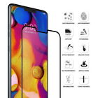 For LG G7 G5 V30 V40 6D Curved Full Cover 9H Tempered Glass Screen Protector