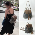 Convertible Water Resistant Small Backpack Rucksack Crossbody Shoulder bag Purse